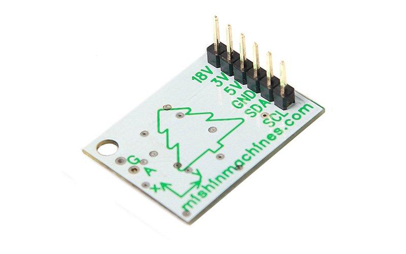 Калибровка магнитометра. Электронный компас и Arduino