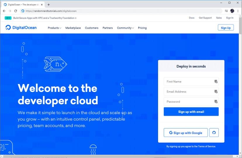 digital_ocean_website
