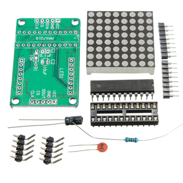 Светодиодная матрица LED MAX7219