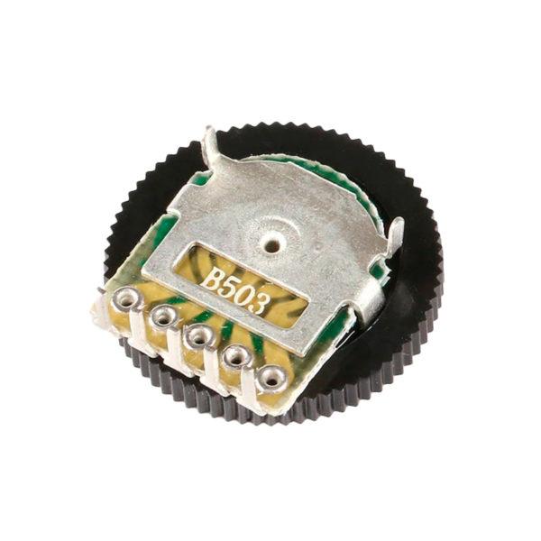 B103 - дуплексный потенциометр Z07 (16 x 2 мм / 10 кОм)