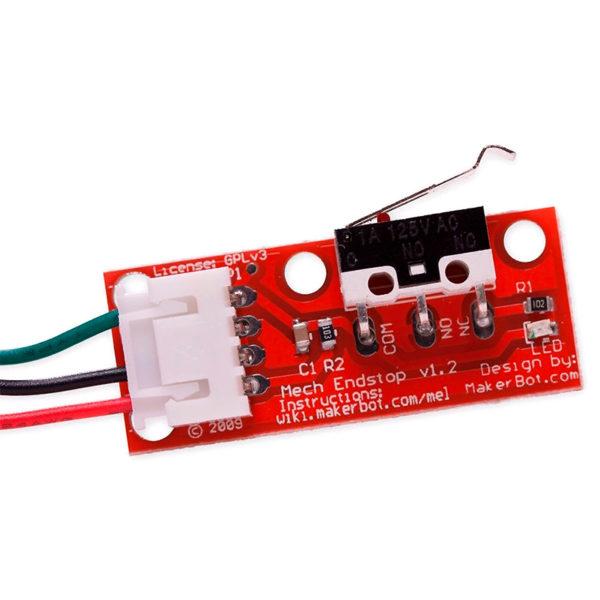 Концевик (концевой выключатель, Endstop) к Ramps 1.4