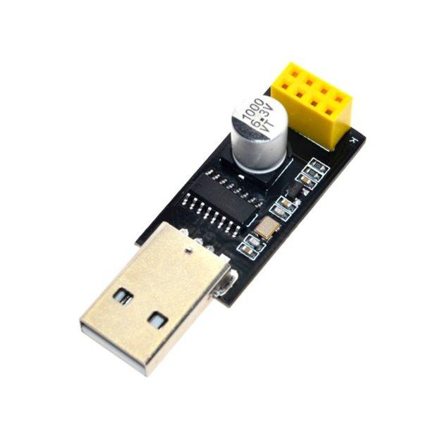 USB программатор для ESP-01, ESP8266 WiFi модуля CH340