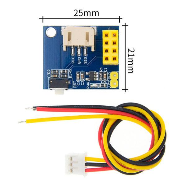 Модуль управления лентами WS2812 для ESP8266 (ESP-01)
