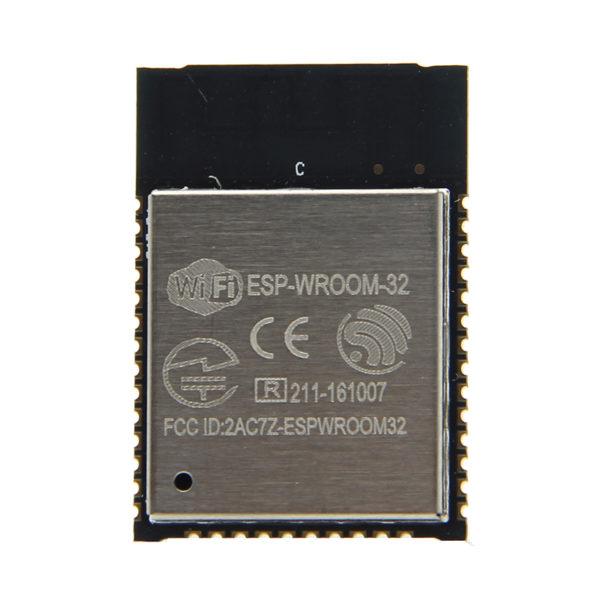 ESP-32 — Wi-Fi модуль для Arduino