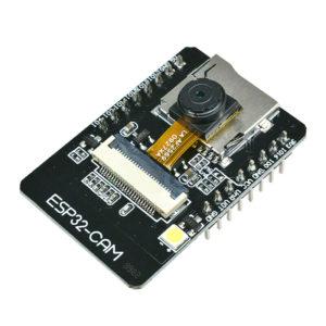 ESP32-CAM - плата разработки ESP32 с камерой