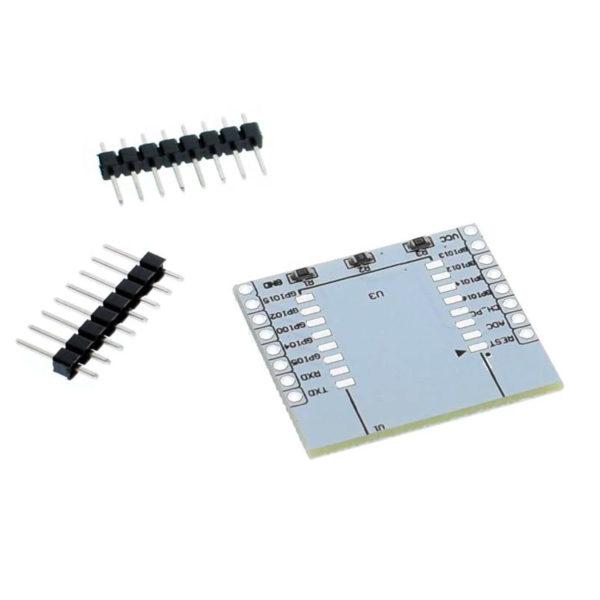 Плата-адаптер для ESP-07 / ESP-08 / ESP-12 / ESP-14