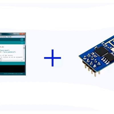 ESP8266 - подключение к Arduino