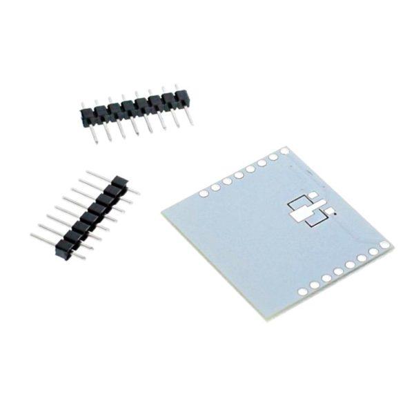 ESP8266 плата-адаптер для ESP-07, ESP-08, ESP-12