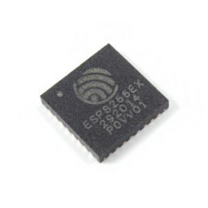ESP8266EX Микросхема Wi-Fi; SoC; SPI, I2C, UART, PWM
