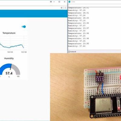 Создание Умного дома на основе Arduino ESP32 и протокола MQTT