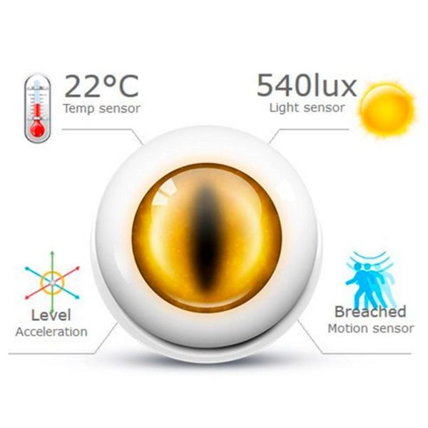 Fibaro Motion Sensor - датчик движения