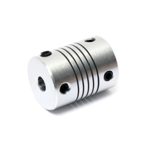 Гибкая муфта шагового двигателя для 3D принтера