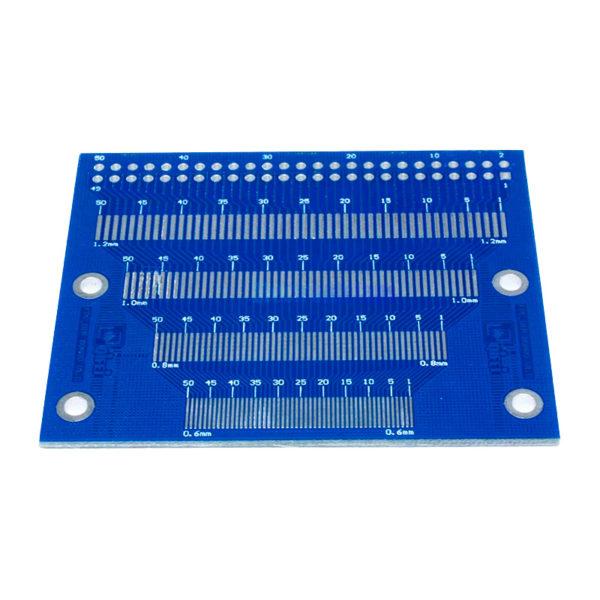 Плата - переходник для LCD (шаг от 0.5 до 1.2мм)