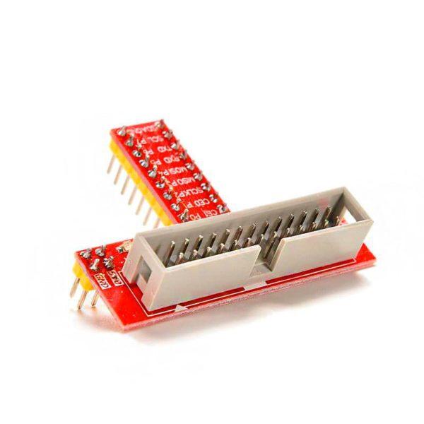 Т-образный GPIO адаптер Ver. 3 26 pin
