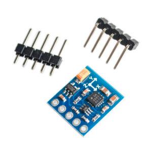 GY-271 - цифровой компас на базе QMC5883L
