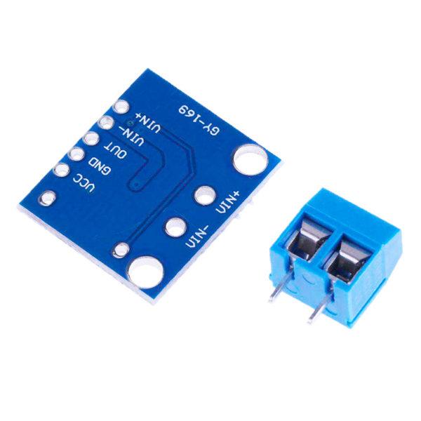 GY-169 - Прецизионный аналоговый преобразователь тока на INA169