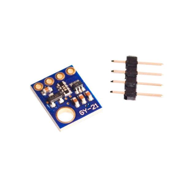 SHT21 - цифровой высокоточный датчик температуры и влажности