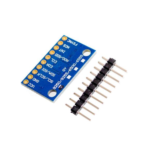 GY-9250 - 9-осевой модуль датчиков позиционирования