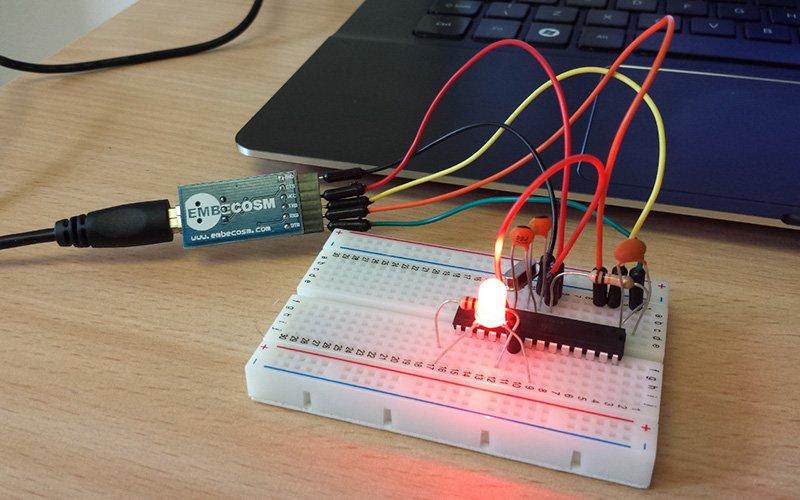 Собираем самодельный Arduino – Shrimp
