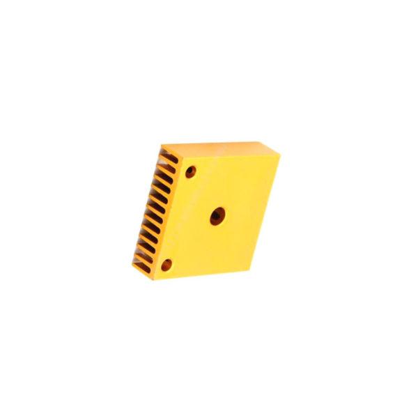 Радиатора экструдера 3D принтера MK7/MK8 40*40*11 мм.