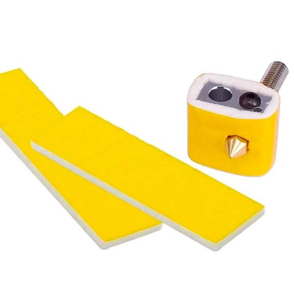 Теплоизоляционная полоса для нагревательного блока