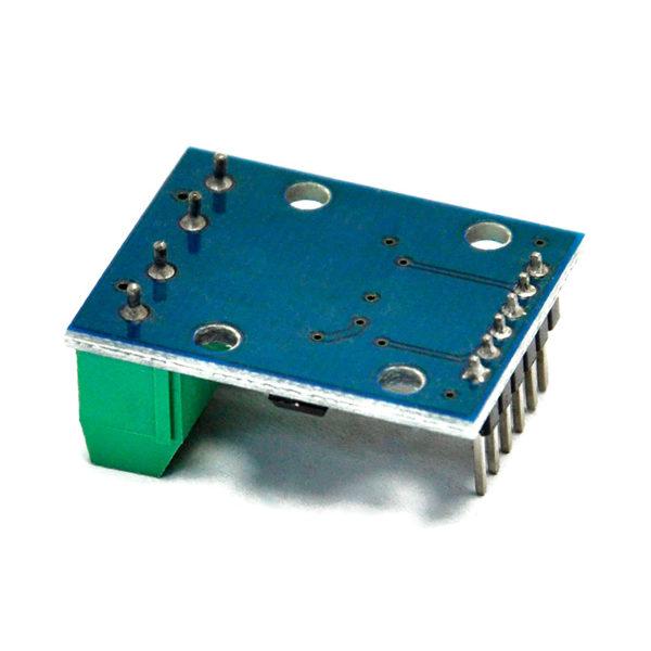 HG7881CP — двухканальный модуль управления двигателем