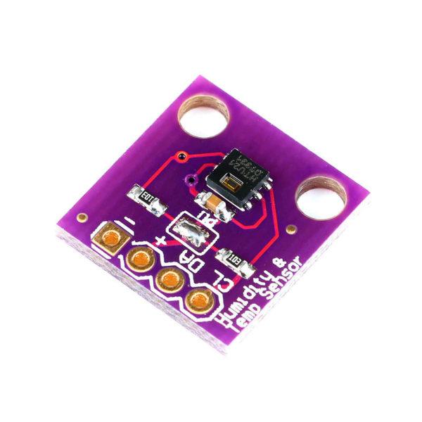 GY-213V - Модуль измерения температуры и влажности на HTU21D