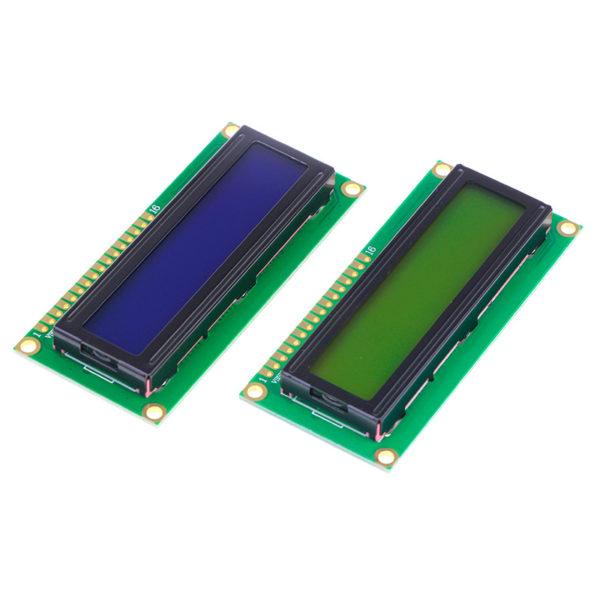 Символьный ЖК I2C LCD1602 16x2