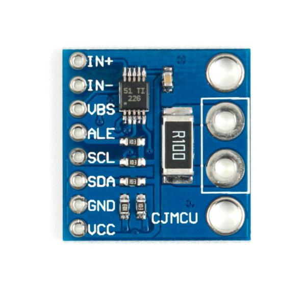 INA226 - модуль измерения тока, напряжения и мощности