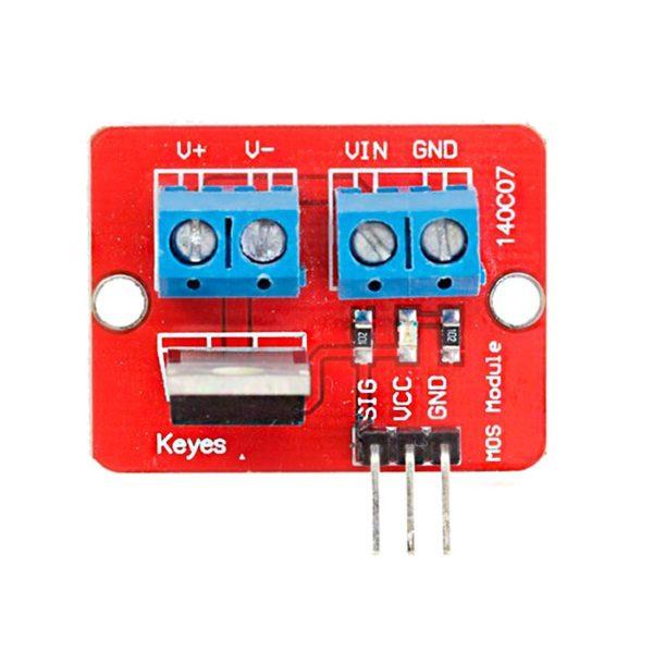 Модуль MOSFET транзистора IRF520