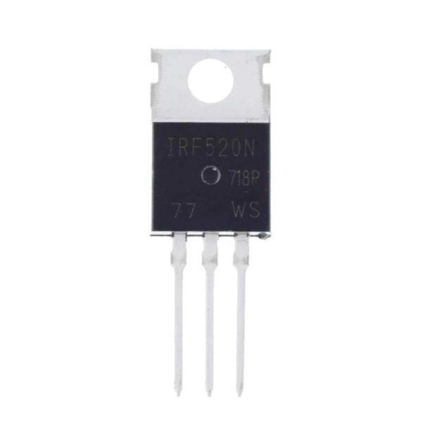 IRF520N ТО-220АВ - MOSFET транзистор (до 9.2А)
