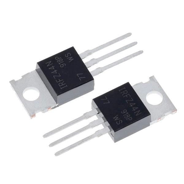IRFZ44N - Силовой транзистор TO-220 (55В / 49А)