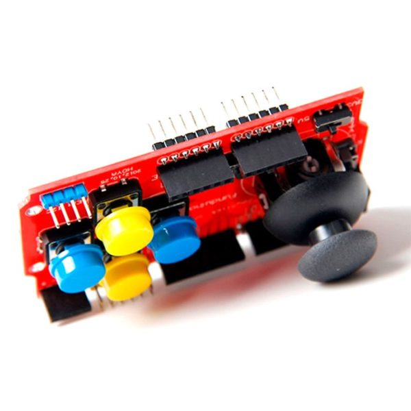 Джойстик Shield Funduino, модуль PS-2