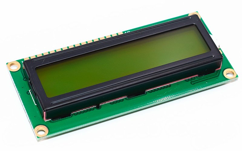 LCD 1602 - подключение к Arduino
