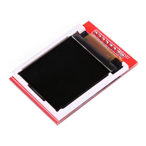 """Цветной TFT-дисплей 1.44"""" (128×128px) SPI"""