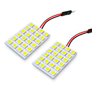 Матрица светодиодная 4×6 (12В / 3Вт / 24 ультраярких LED)