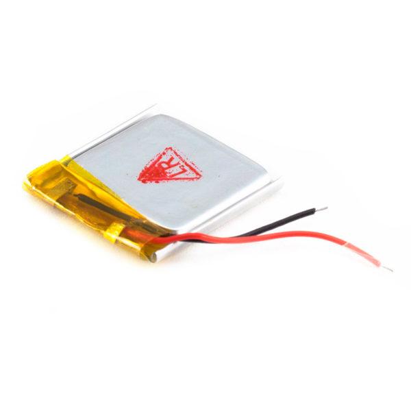 Li-pol 3.7V 110 mAh (25×24×3мм) - пакетный Li-Pol аккумулятор