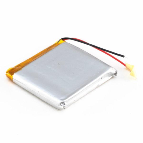 Li-pol 3.7V 1500 mAh (40×40×6мм) - пакетный Li-Pol аккумулятор