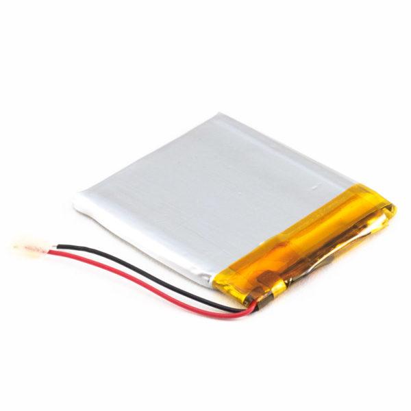 Li-pol 3.7V 220 mAh (42×37×4мм) - пакетный Li-Pol аккумулятор