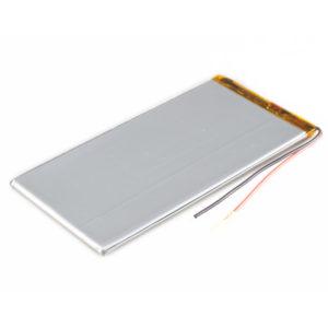 Li-pol 3.7V 2500 mAh (110×57×3мм) - пакетный Li-Pol аккумулятор