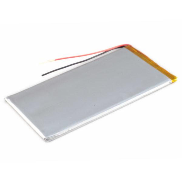 Li-pol 3.7V 2800 mAh (111×57×4мм) - пакетный Li-Pol аккумулятор