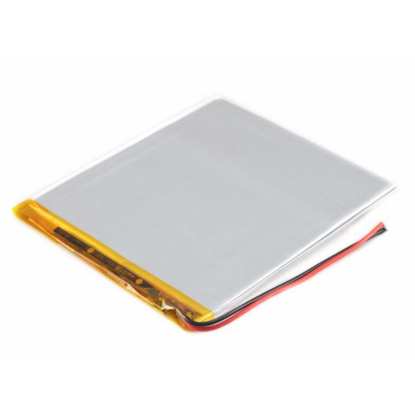 Li-pol 3.7V 3000 mAh (85×99×2мм) - пакетный Li-Pol аккумулятор