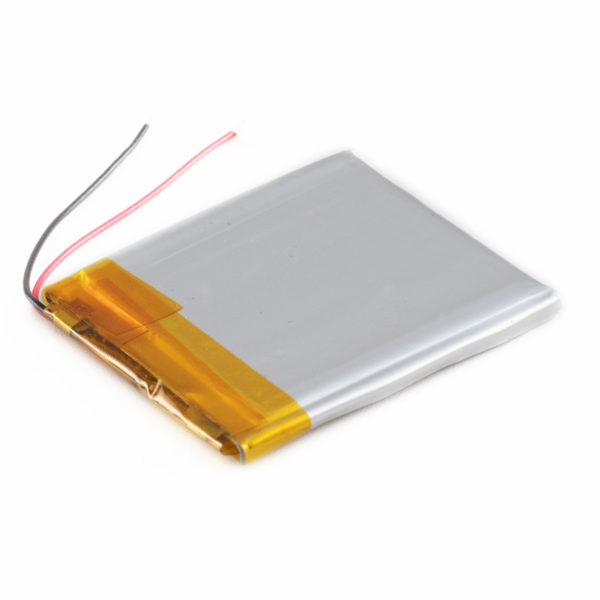 Li-pol 3.7V 500 mAh (42×36×3мм) - пакетный Li-Pol аккумулятор