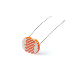 Фоторезистор GL 5528 - датчик освещенности