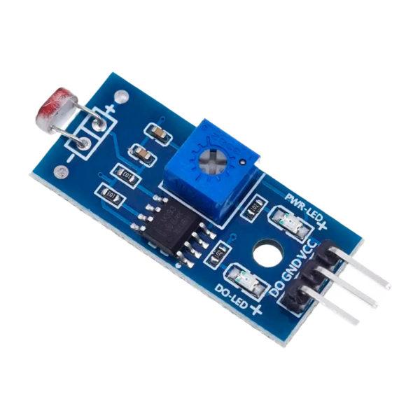 Модуль освещенности GL 5528 с регулировкой чувствительности