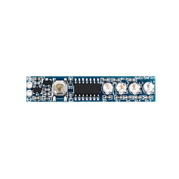 Светодиодный индикатор емкости Li-Ion батареи