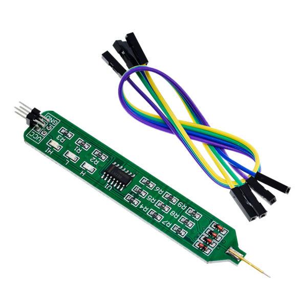 Модуль-щуп для анализа логических сигналов