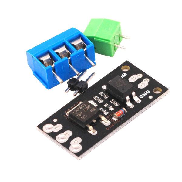 LR7843 модуль управления MOSFET