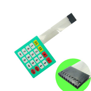 Мембранная клавиатура Matrix Keypad Switch 4x5