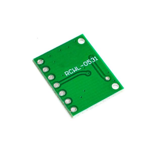 MAX30102 – датчик пульса и содержания кислорода в крови
